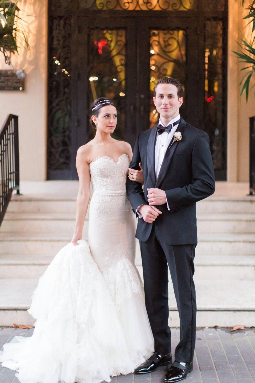 Black Tie Houston Wedding at Hotel Zaza | Black tie, Wedding and ...
