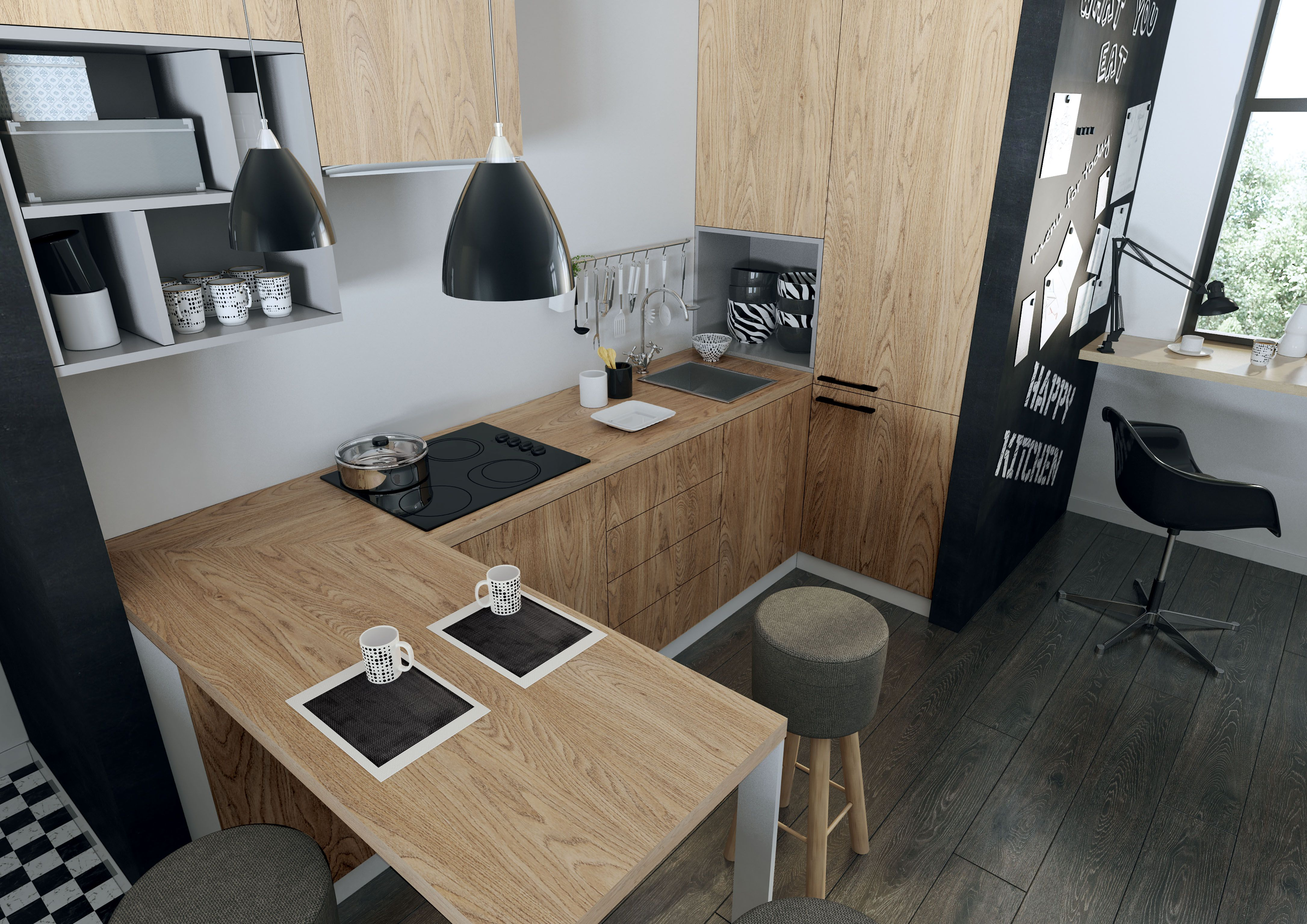 Blat Kuchenny Swiss Krono D3823 Ow Dab Nowy Jork Home Decor Furniture Decor