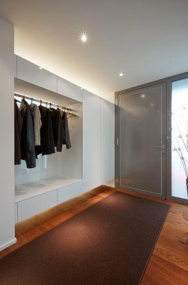 Impressionen Ausstellung Diele Garderobe Flur Eingangsbereich Mit
