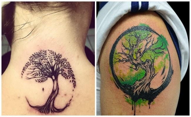 Tatuajes De Arbol De La Vida Significado Celta Para Hombre Y Mujer Tatuaje Arbol De La Vida Tatuaje De Arbol Para Hombres Tatuaje Arbol