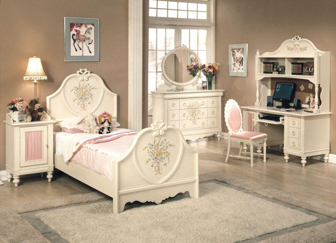 Girl Toddler Bedroom Furniture Sets Rustic