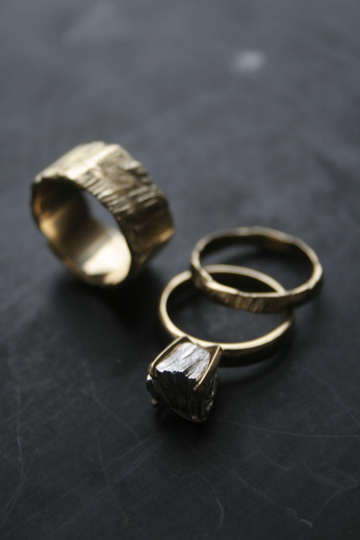 The Rockwell Line - Macha Jewellery