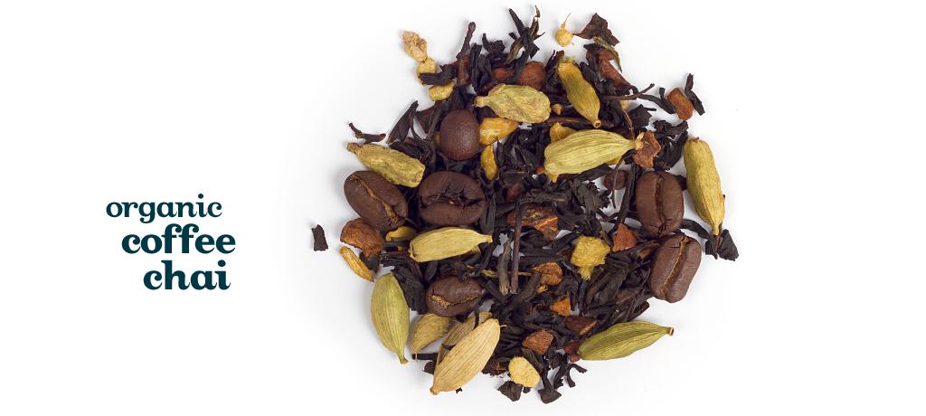 Coffee Chai (Organic) Black Tea- Davids Tea