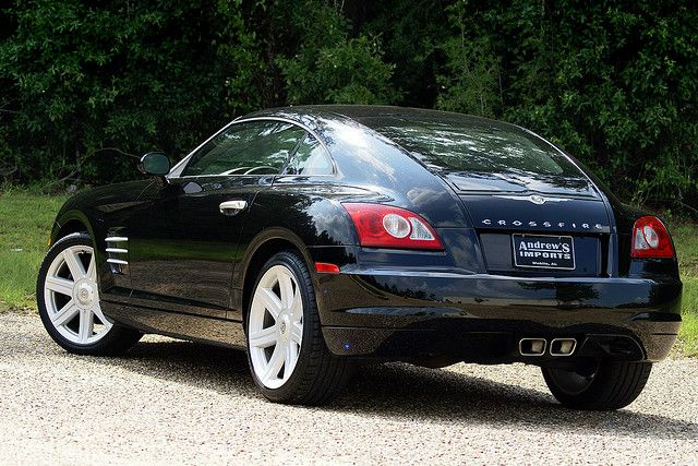 2004 Chrysler Crossfire With Images Chrysler Crossfire