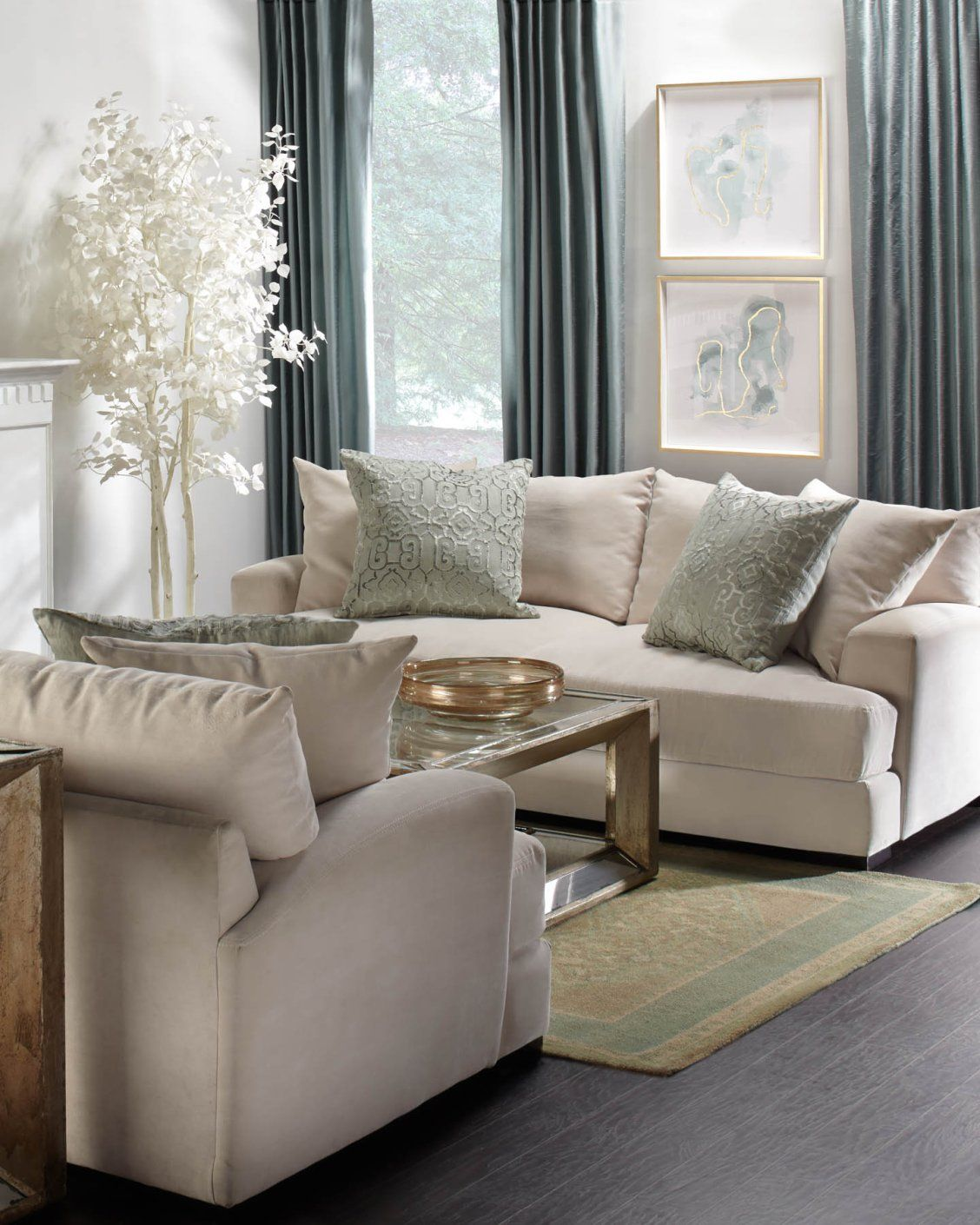 Deep Seated Comfort Is Integral To The Design Of Stella Sofa With Wide Swooping Arms And Seats Inspires A Chic Yet Relaxed Feel
