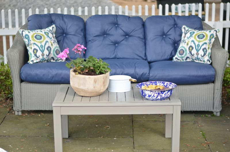 How To Paint Patio Cushions Painting Tips Pinterest Patio