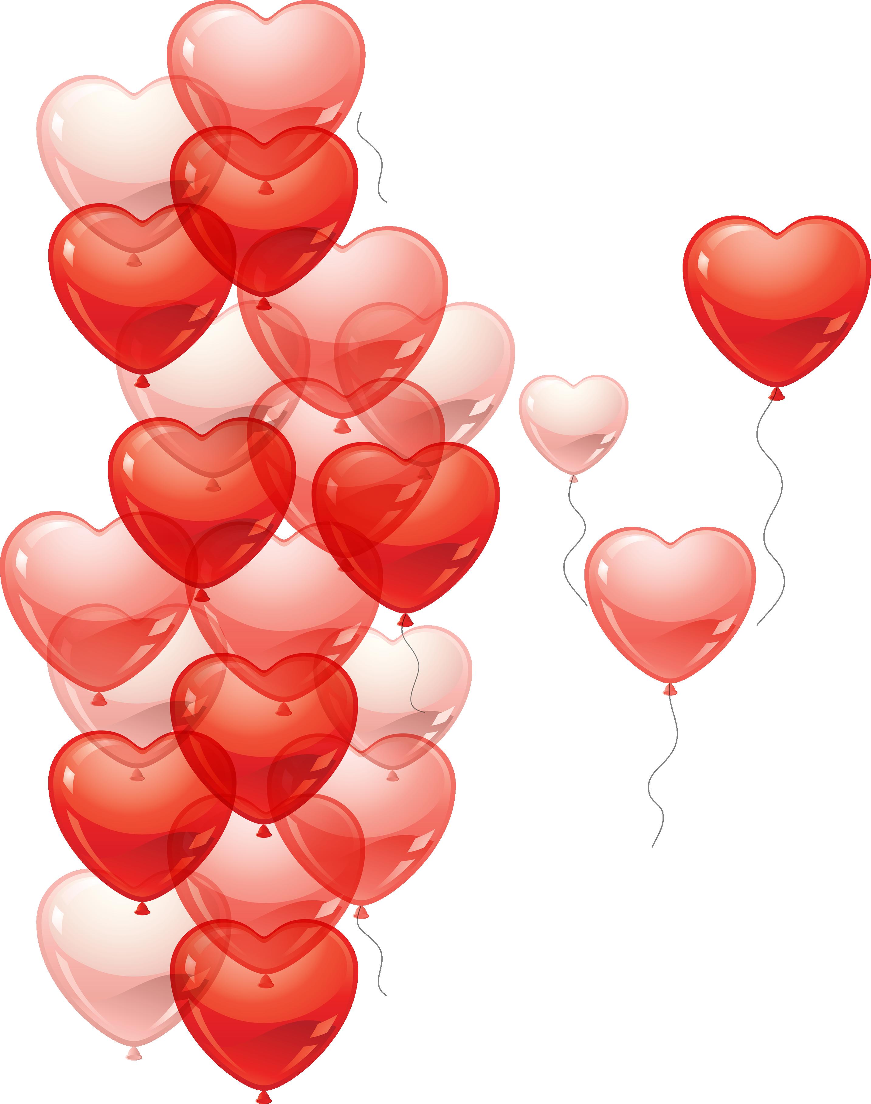 Balloon Png Image Cuore Immagini Regali