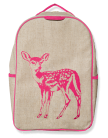 Pink Fawn Grade School Backpack - Backpacks