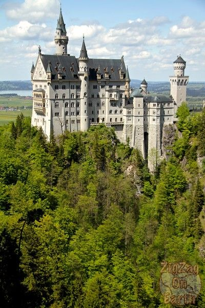 Best Spots To Photograph Neuschwanstein Castle Germany With Pictures Neuschwanenstein Neuschwanstein Ausflug