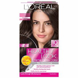 When It Comes To Diy Hair Color I Go For L Oreal Healthy Look