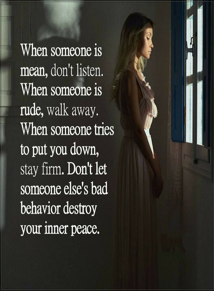 Quotes You Have To Decide What S More Important Your Peace Of