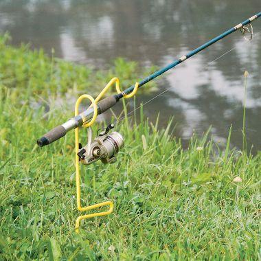 Cabela 39 s bank fishing rod holders at cabela 39 s 13 for Cabela s fishing poles