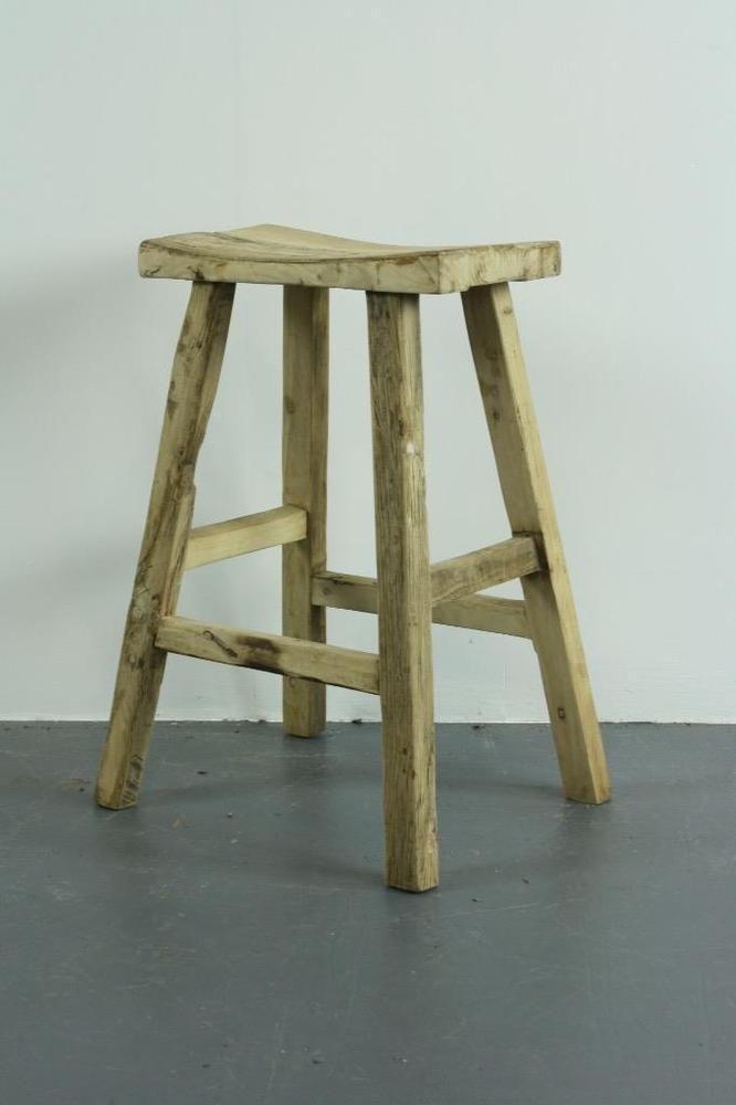 Vintage rustic wooden bar stool & Vintage rustic wooden bar stool   Wooden bar stools Wooden bar ... islam-shia.org