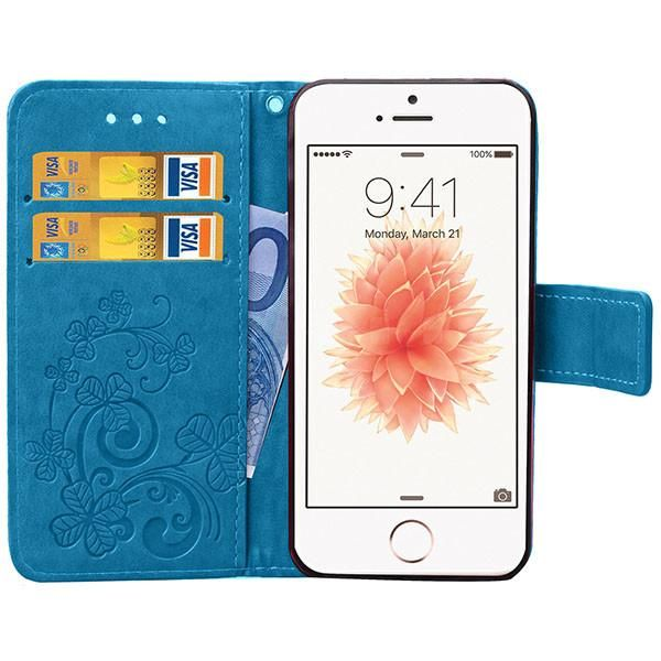 For IPhone 6 6s Case Retro Leather Wallet Flip Soft Cover