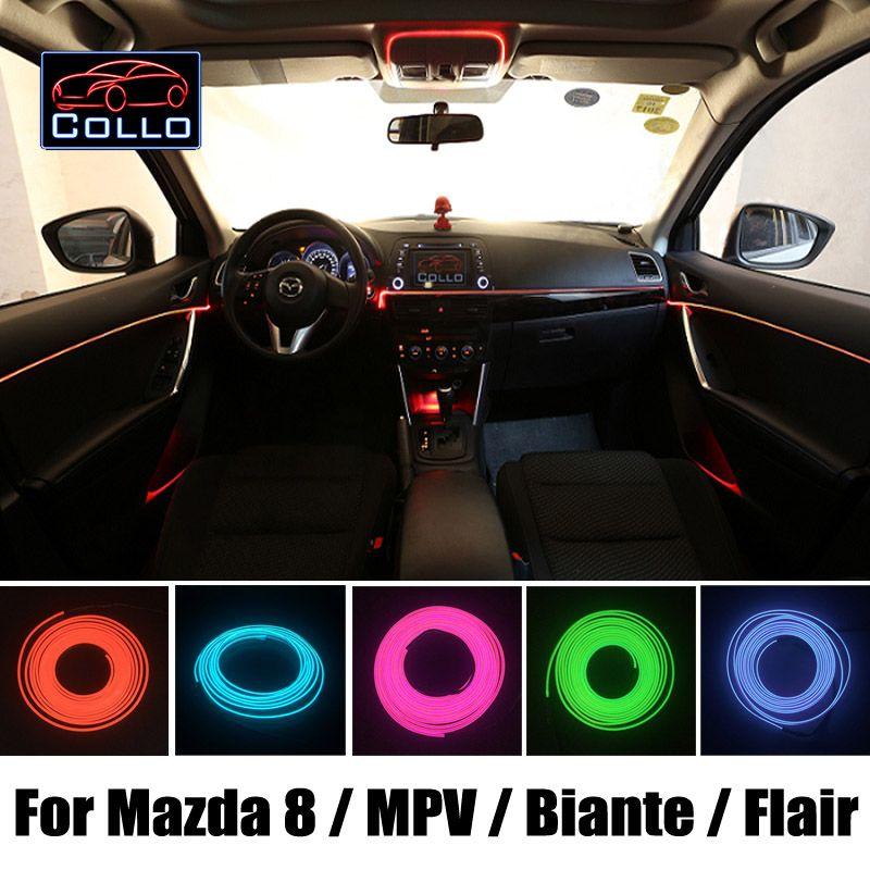 Car-Styling 9 Meter EL Wire For Mazda 8 Mazda8 M8 MPV / Biante ...