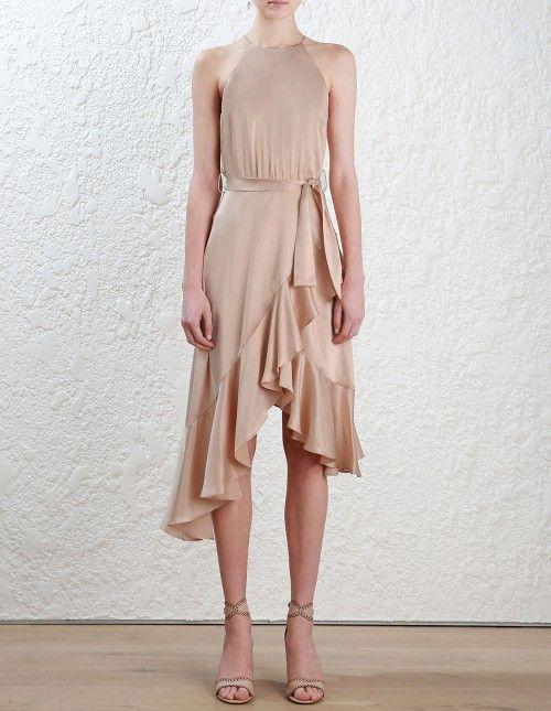 Zimmermann Flounce Picnic Dress. Model Image.   Cute stuff ...