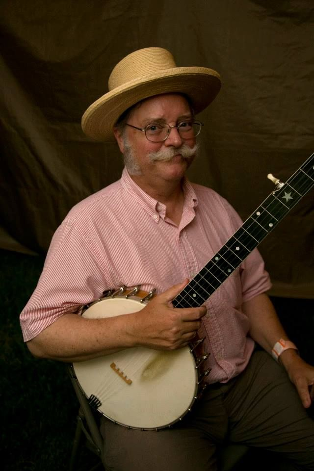 Clarke Buehling, 2014 Charlie Poole Music Festival Old Time 3 Finger Banjo Champion