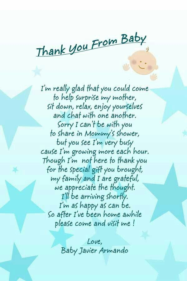 Baby Shower Messages For Boy : shower, messages, Gerri, Koszara, Phone, Pictures, Saved, Shower, Quotes,, Poems,, Messages