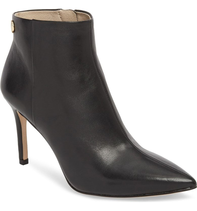 Sonya Pointy Toe Bootie. Main #color