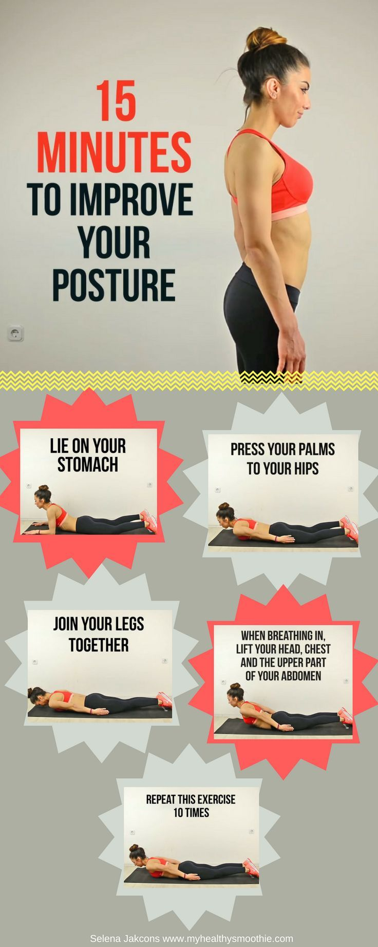 Pin on ergonomic posture and exercises