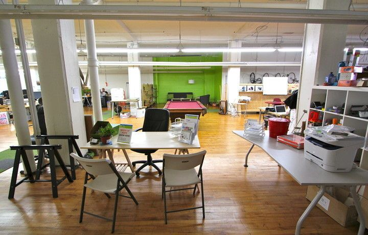 Coworking space missionsocial san francisco usa