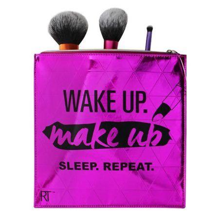 Real Techniques Wakeup Makeup Bag
