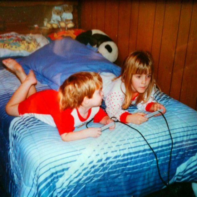 Nintendo days.