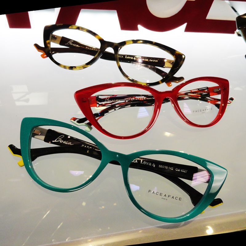 New Arrivals This Is Bocca Lova 4 By Face A Face Eyeglasses