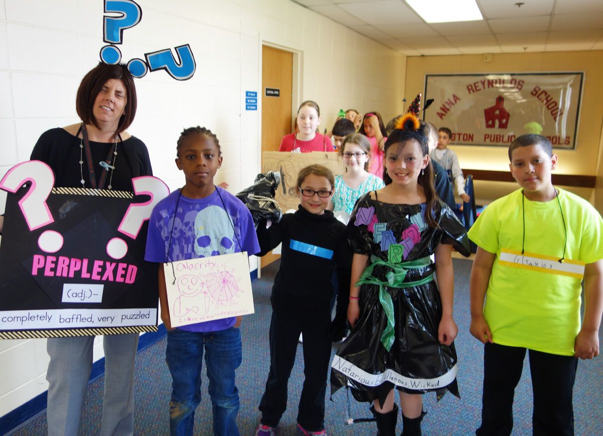 54 best vocabulary parade images on pinterest teaching ideas