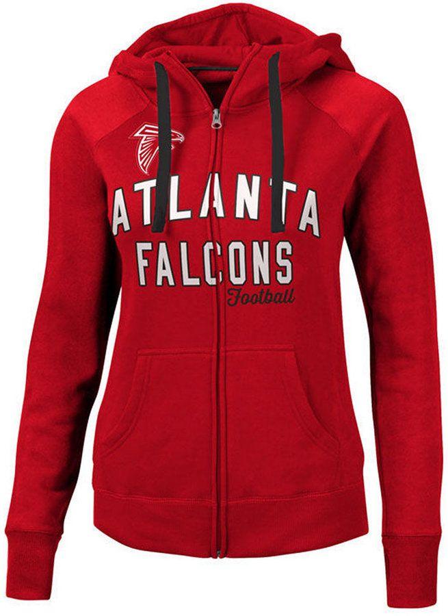 G-iii Sports Women s Atlanta Falcons Conference Full-Zip Jacket ... 61b7ee3801bfe