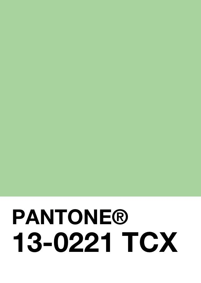 510 065 284 702 Km 2 Pantone March 1st Color Of The Day 13 0221 Pistachio Green