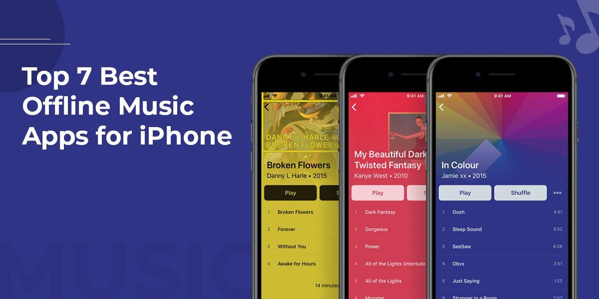 Best Offline Music Apps for iPhone TopMobileTech