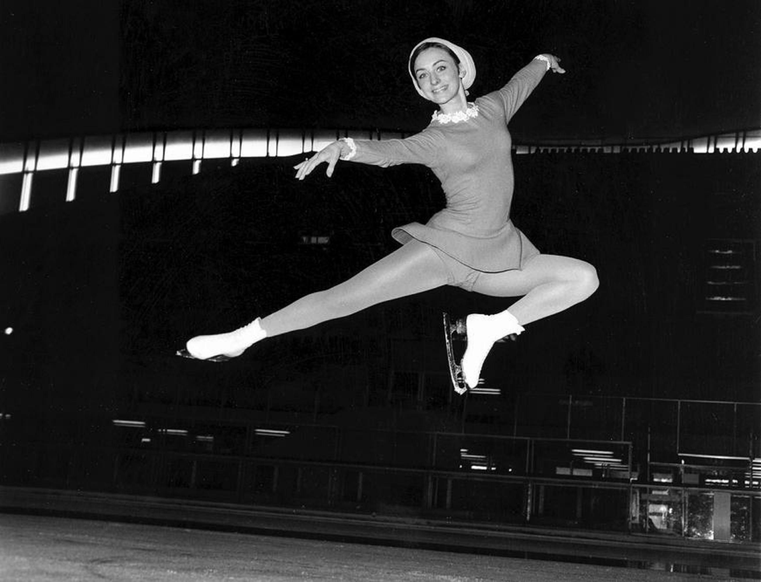 peggy fleming 1968 olympics art pinterest olympics