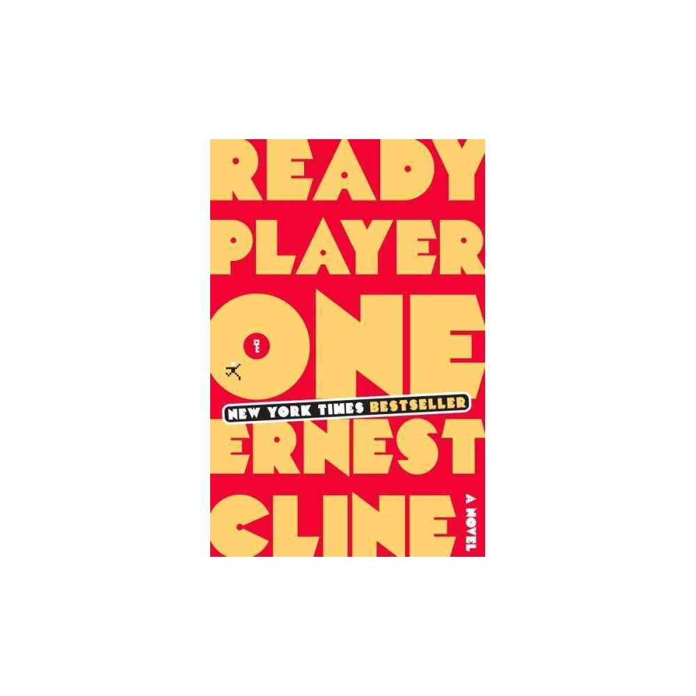 Ready Player One Large Print By Ernest Cline Paperback Ready Player One Book Ready Player One Player One