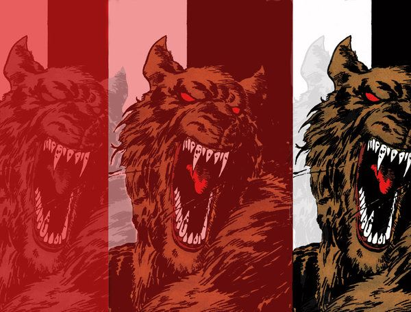 Shades of Lycanthropy by WhyteRayven on DeviantArt