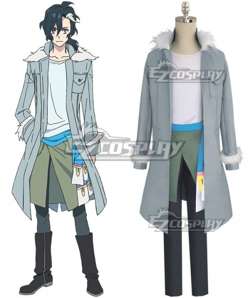 Sirius the Jaeger   Anime Wall Poster Scroll Cosplay