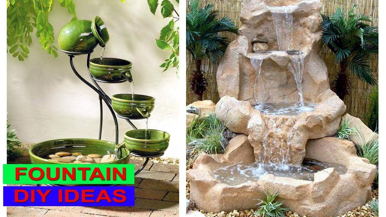 Fountain Design Creative Ideas Amazing Fountain For Garden