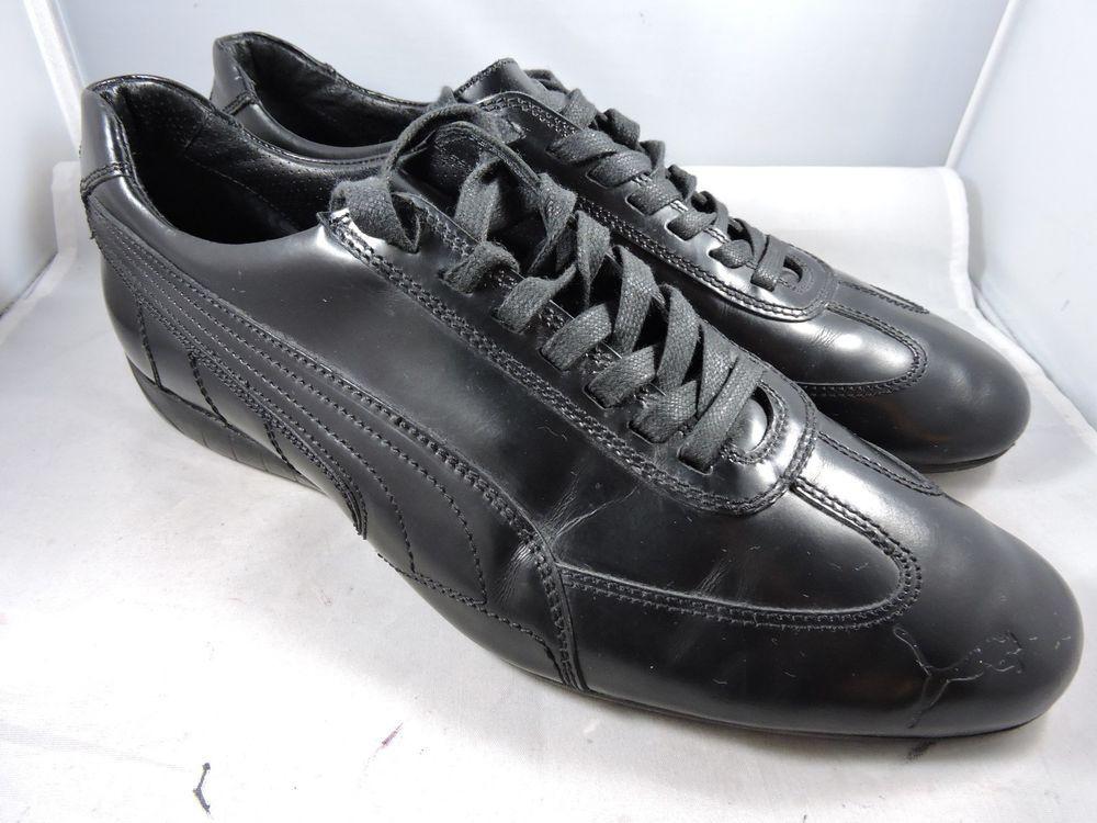 promo code d2775 d60e5 Puma Black Label Shoes Leather Men Size 9  PUMA  Oxfords
