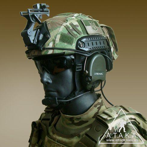 Кавер тактического шлема FAST HELM   А.Т.А.К.А.