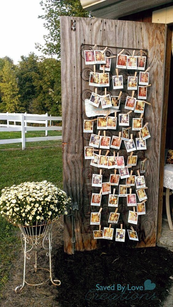 25 amazing rustic outdoor wedding ideas from pinterest country