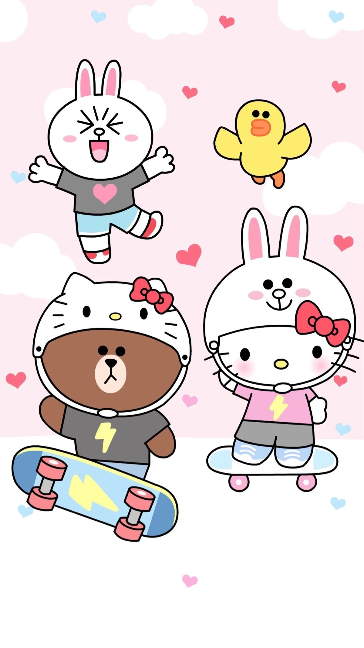 Popular Wallpaper Hello Kitty Friend - 9a3cf09ca8bd658a1c82077f35be661d  Trends_988916.jpg