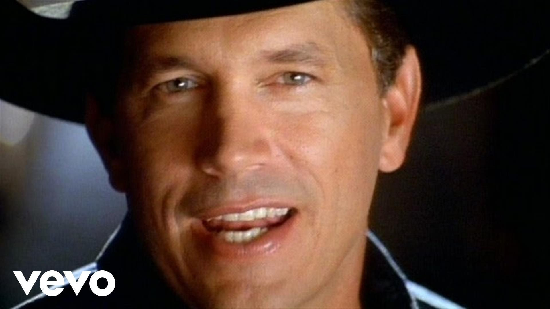 George Strait Carrying Your Love With Me Youtube George