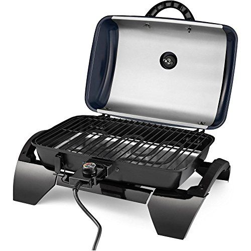 Electric Grill Barbecue Indoor Outdoor Portable Grills Tabletop