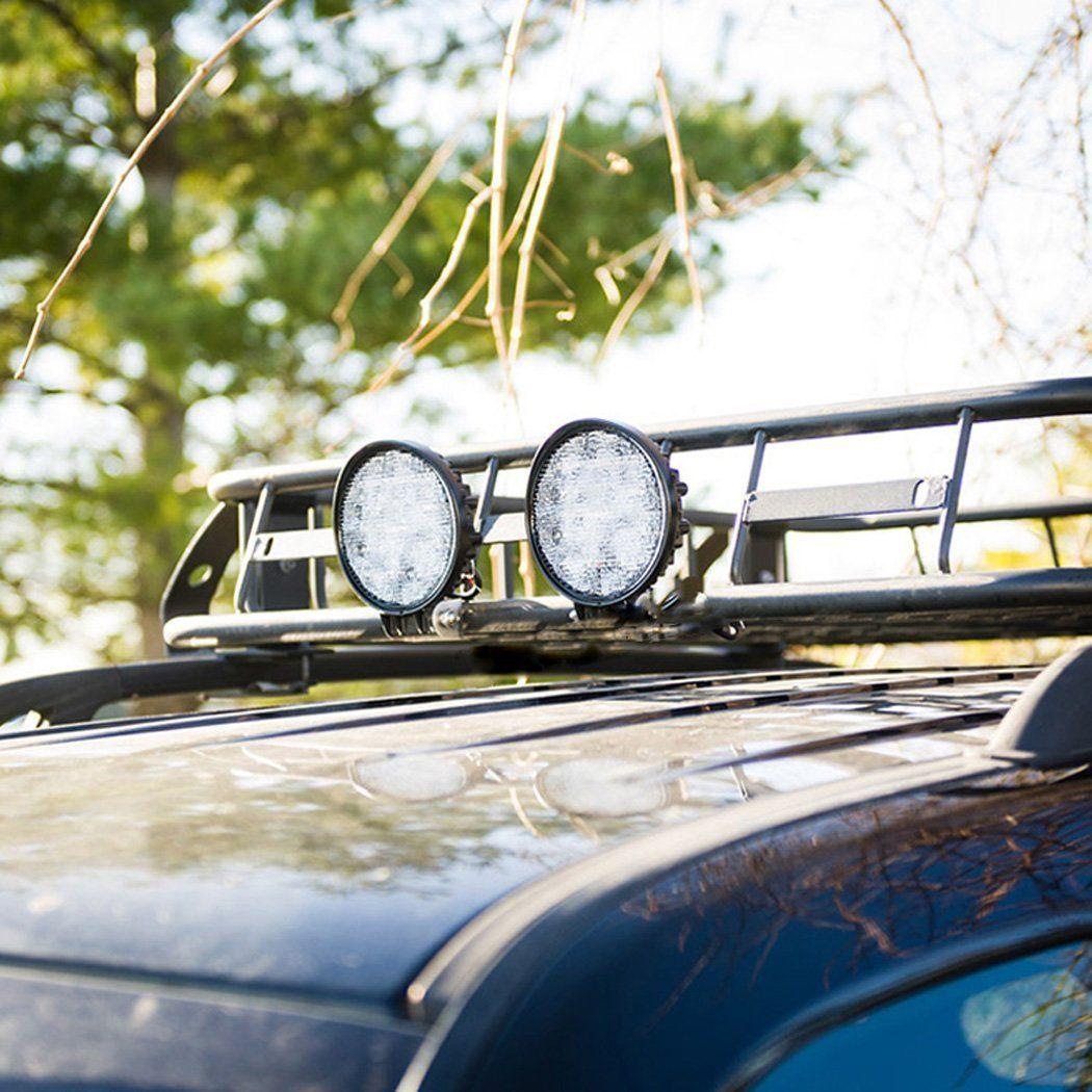 Frontlicht design vingo x w led arbeitsbeleuchtung runde offroad scheinwerfer lkw
