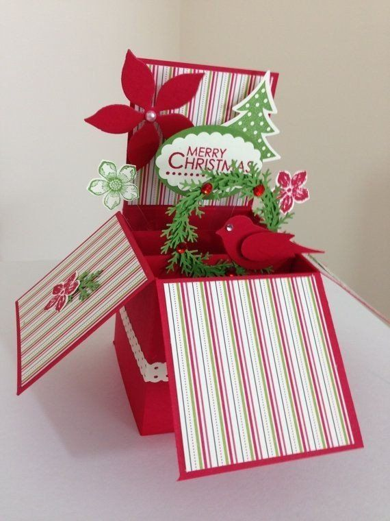 Авторучка, новогодние коробки для открыток