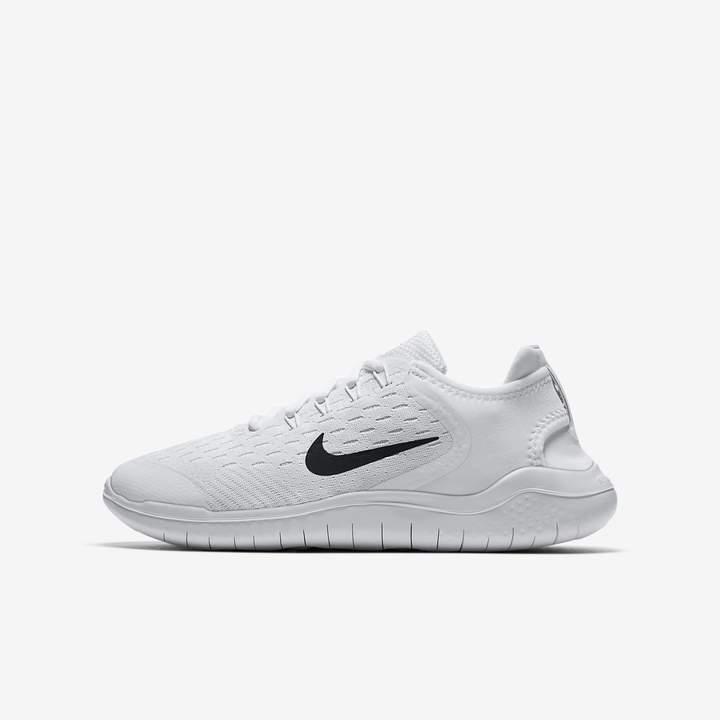 f4c6044ac0d0 Nike Free RN 2018 Big Kids  Running Shoe