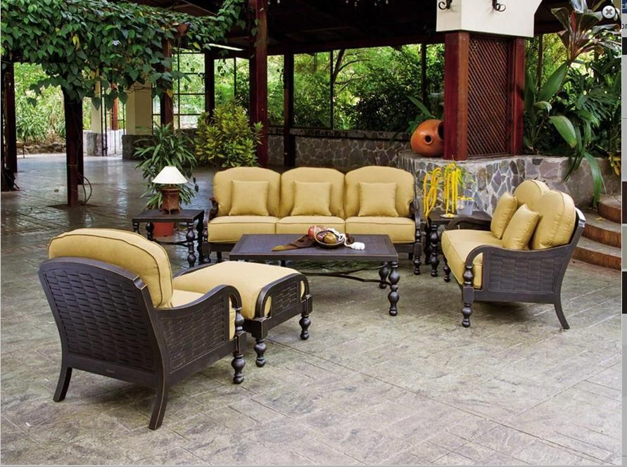 sophia deep seating castelle outdoor furniture pinterest
