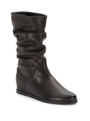 Stuart Weitzman Mid-Calf Wedge Boots really cheap shoes online view for sale very cheap sale online hot sale for sale clearance low price SLmpesj