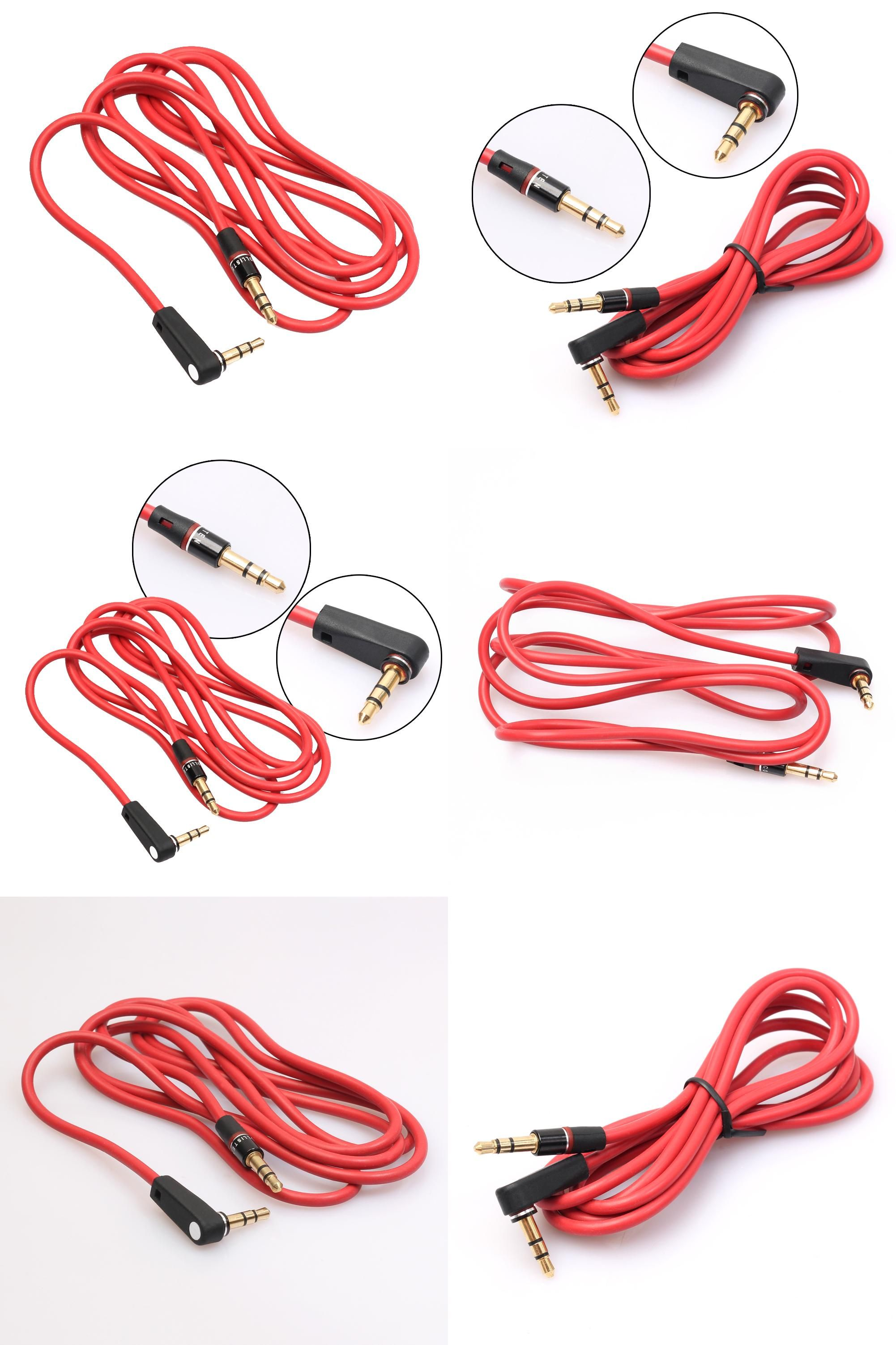Visit to Buy] 3.5mm Audio Extension Cable Aux Stereo Jack Cable ...