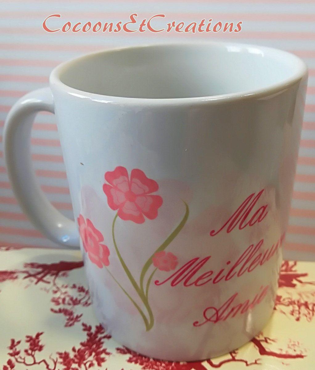Fleurs Des ChampsMa PersonnaliséStyle Meilleure Amie Mug 0XnOwk8P